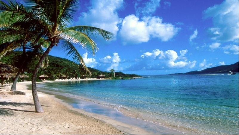 Isole Vergini Britanniche - Il mare di una bellezza unica e le sue spiagge cristalline, completano un quadro da sogno.